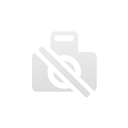 Hand embroidered Romanian peasant blouse - blue stars - size M / L