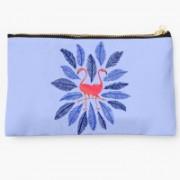 Uptown18 Women Casual Blue Clutch