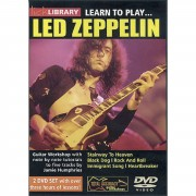 Roadrock International Lick library - Led Zeppelin Learn to play (Guitar), DVD