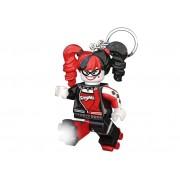 BRELOC CU LANTERNA LEGO HARLEY QUINN - LEGO (LGL-KE107)