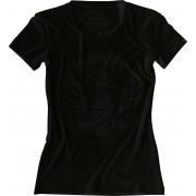 Rokker Performance Racing Team Camiseta de las señoras Negro L