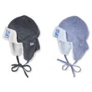 warme Wintermütze Jungen Fliegermütze mit Ohrenschutz - STERNTALER WINTER 4601552 -K1700