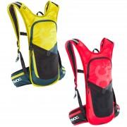 Evoc CC 3L Race Backpack and 2L Bladder - Red/Black
