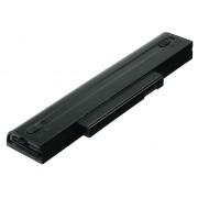 Fujitsu Siemens Batterie ordinateur portable S26391-F6120-L470 pour (entre autres) Fujitsu Siemens Esprimo Mobile V5515 - 5200mAh