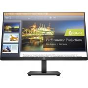 """HP P224 21.5"""" Full HD 1920x1080 Resolution LED backlit Monitor, VGA, HDMI, DP"""