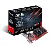 GRAFICKE KARTICE PCIE ASUS R7240-OC-4GD3-L 4GB DDR3 128bit