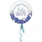 Balon folie BABY BOY