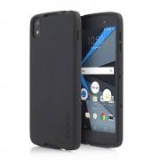 Incipio NGP Case - удароустойчив силиконов калъф за BlackBerry DTEK50 (черен)