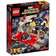 LEGO Super Heroes - Iron Man Detroit Steel Strikes (76077)