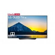 Televizor OLED 4K LG OLED55B8PLA, Smart TV, Wi-Fi, 4K Cinema HDR, Dolby Atmos®, Contrast infinit, 139 cm, Negru