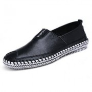 Daily Casual Men Leather Shoes