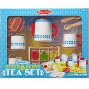 Дървен сервиз за чай Brew & Serve Coffee Set 19843, 000772198431