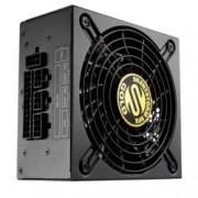 Захранване Sharkoon SilentStorm SFX 500, 500W, 80+ Gold, изцяло модулно, 120mm вентилатор