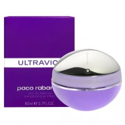 Paco Rabanne Ultraviolet 50Ml Per Donna (Eau De Parfum)