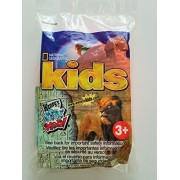 Wendy's Kids Meal National Geographic Undersea Adventure Fish Tank 2007