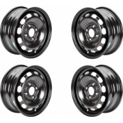 Set 4 jante otel OPEL Astra H 2004-2009 6.5Jx15 H2 ET 35 4X100