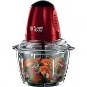 Russell Hobbs Desire 20320-56 - Hachoir - 1 litre - 380 Watt - rouge/noir