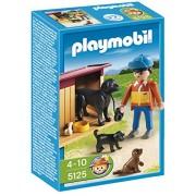 Playmobil Dog House, Multi Color