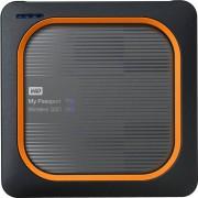 Western Digital My Passport Wireless SSD 1TB grijs Externe Harde Schijf