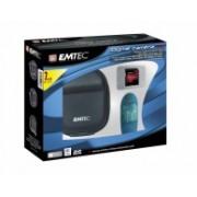 Emtec Kit Estuche + Tarjeta Flash SD 1GB + Lector de Tarjetas