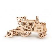 Механичен 3D пъзел Ugears Комбайн