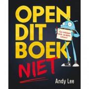 Open dit boek niet - Andy Lee