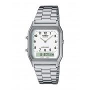 ユニセックス CASIO Collection AQ-230A-7B 腕時計 ホワイト