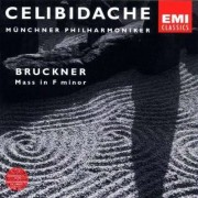 Celibidache / Muenchner Philh. - Bruckner: Mass In F Minor (0724355670229) (1 CD)