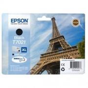 Epson Original Tintenpatrone schwarz XL C13T70214010