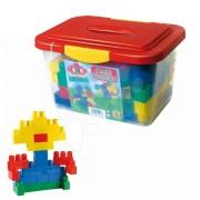 Dohány joc de construit pentru copii Maxi Blocks 56 buc în cutie 673