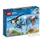 LEGO City - Urmărirea cu drona a poliției aeriene - (60207)