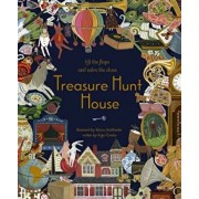 Treasure Hunt House: Lift the Flaps and Solve the Clues..., Hardcover/Becca Stadtlander