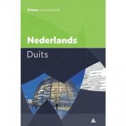 Prisma woordenboek Nederlands-Duits