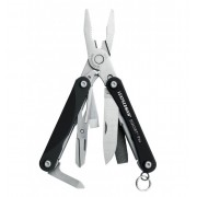 Briceag Multifunctional Leatherman Squirt PS4 Negru