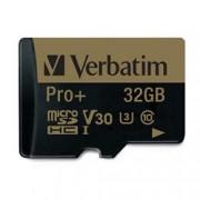 Verbatim Memoria Micro Micro SDXC 32 Gb con Adattatore - Classe 10