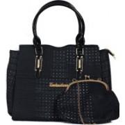 Vogue Nation Hand-held Bag(Black)