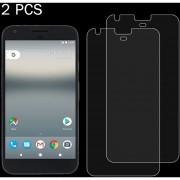 2 PCS Para Google Pixel XL 0.26mm 9h Dureza Superficial 2.5D A Prueba De Explosion Tempered Glass Screen Film