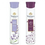 Yardley London English Lavender and Lace Satin Deo
