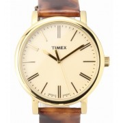 TIMEX T2P237【ヒロブ/HIROB レディス 腕時計 ゴールド ルミネ LUMINE】