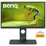 Monitor BenQ SW270C - 27'', LED, QHD, IPS, HDR, USB-C, HDMI