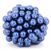 Granos magicos magneticos ndfeb de 5 mm Buckyballs - azul profundo (125 piezas)