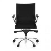 hjh OFFICE ASTONA - Siège de bureau de qualité professionnelle Noir