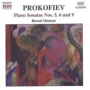 S Prokofiev - Piano Sonatas No.5,6 & 9 (0747313503025) (1 CD)