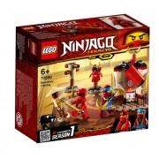 Set de constructie LEGO Ninjago Antrenament la manastire