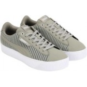 Puma Vikky Platform EP Q2 Sneakers For Women(Grey, White)