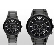 Emporio Armani Men's AR2453 Emporio Armani Steel Watch