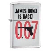 Zippo James Bond 007 öngyújtó Z29563