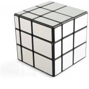 3X3 Cubo Magico Bloques De Espejo QiYi - Wiredrawing Plata
