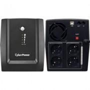 Cyber Power UT1500E-FR 900W/4ms/AVR RJ11/RJ45/ 4xFR - DARMOWA DOSTAWA!!!