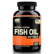 ON Enteric Coated Fish Oil 200 zselékapszula